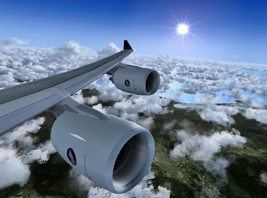 Diversas A340-500 - ERJ 175 - 777 39
