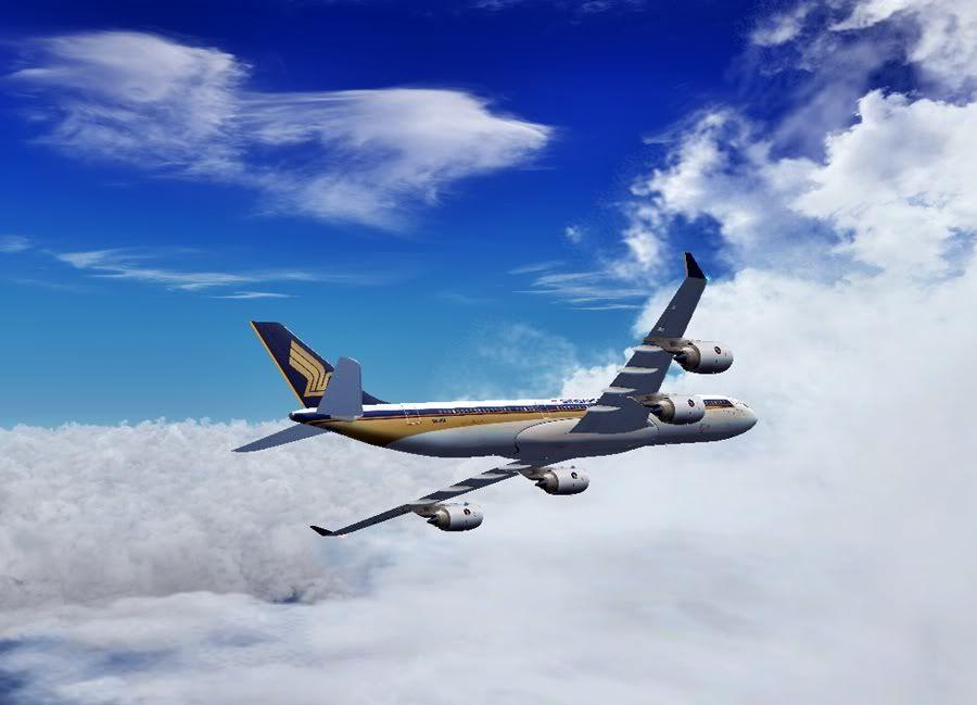 Diversas A340-500 - ERJ 175 - 777 43