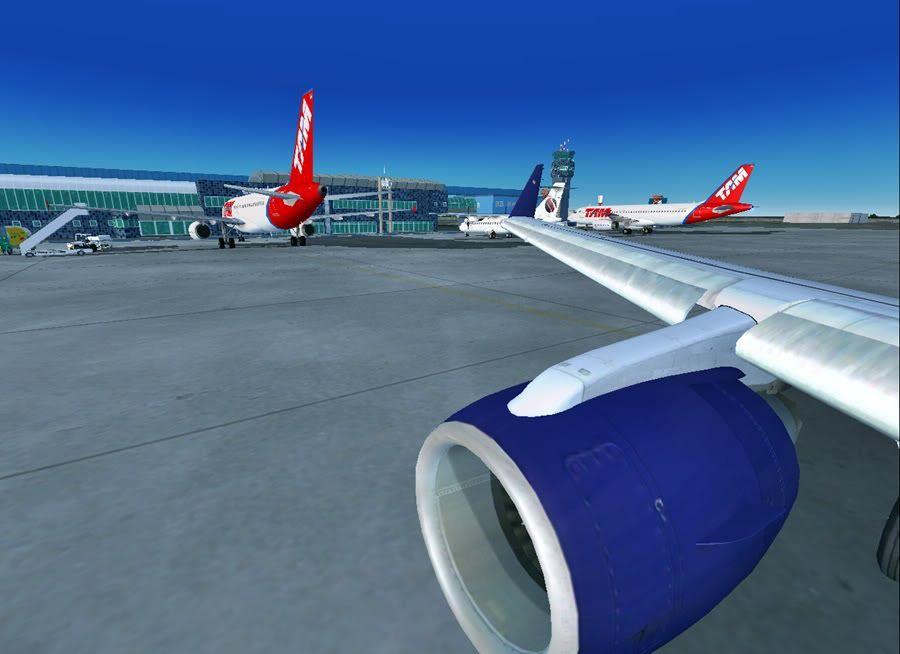 Diversas A340-500 - ERJ 175 - 777 7