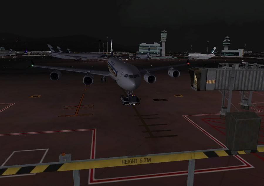 Diversas A340-500 - ERJ 175 - 777 8