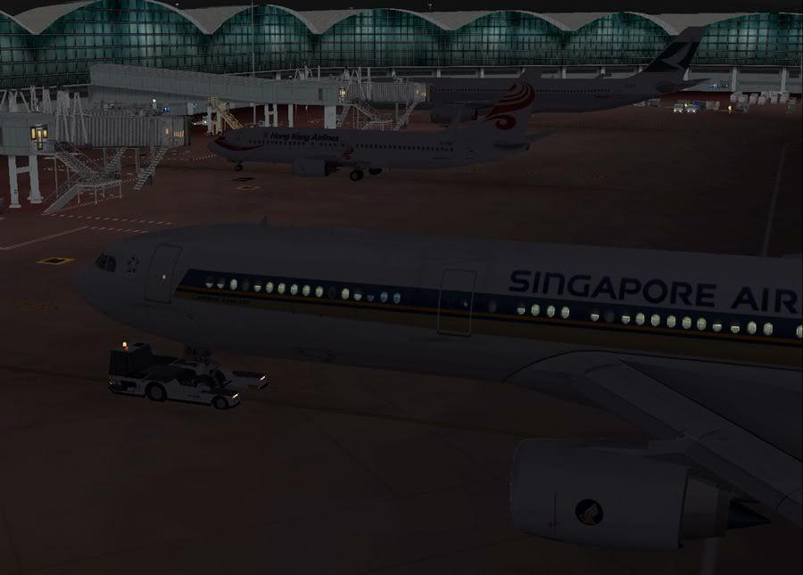 Diversas A340-500 - ERJ 175 - 777 9