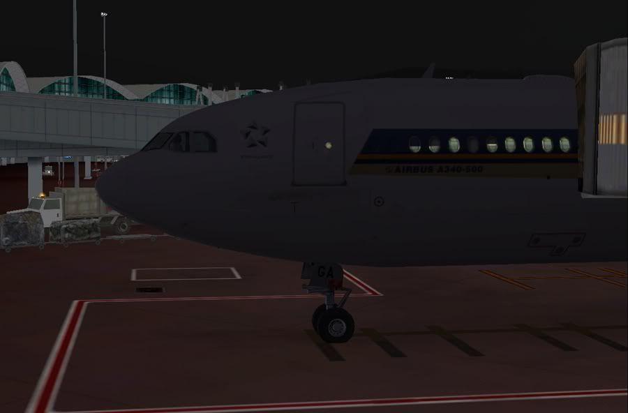 Diversas A340-500 - ERJ 175 - 777 Semttulo