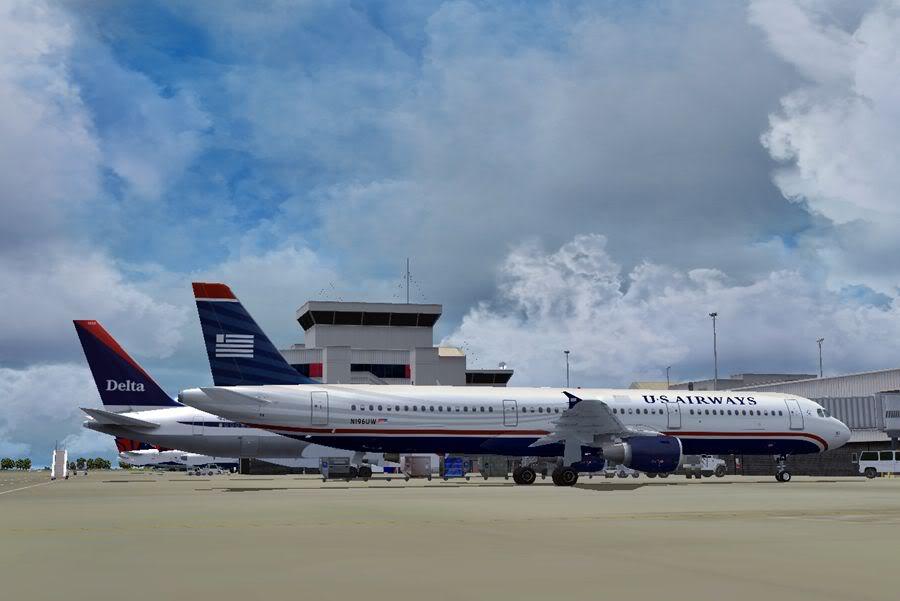 [FS2004] Atlanta (KATL) - Chicago Midway (KMDW) 1