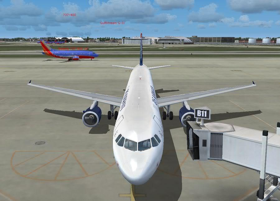 [FS2004] Atlanta (KATL) - Chicago Midway (KMDW) 22