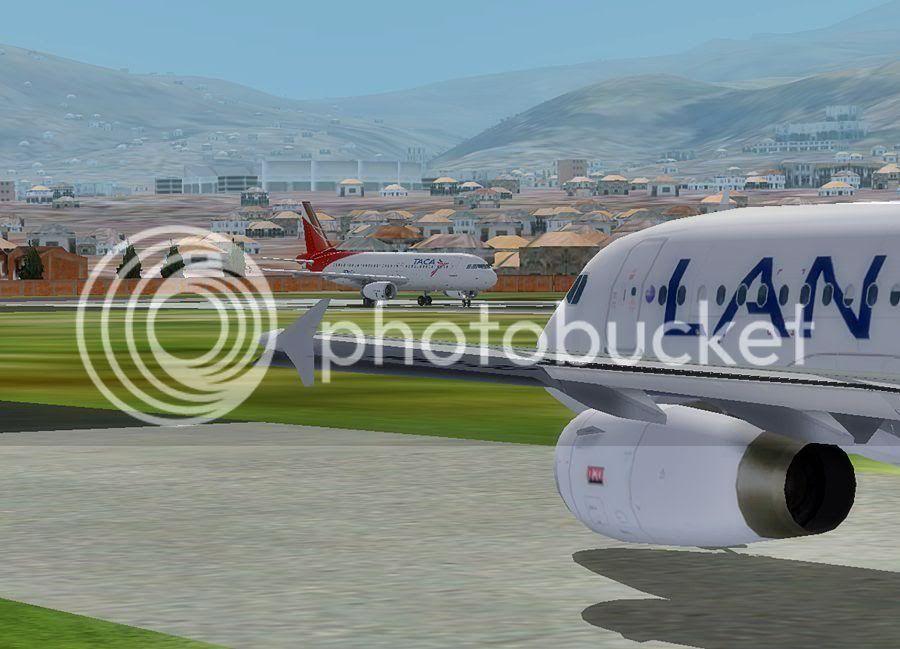 [FS9] Cuzco - Quito  6
