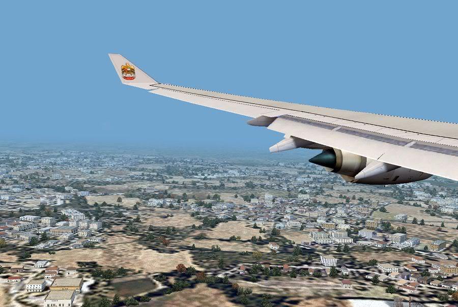 [FS2004] Dubai (OMDB) - Casablanca (GMMN) 27