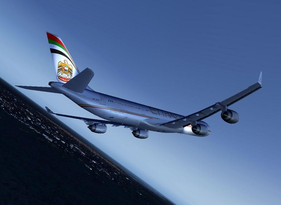 [FS2004] Dubai (OMDB) - Casablanca (GMMN) 9