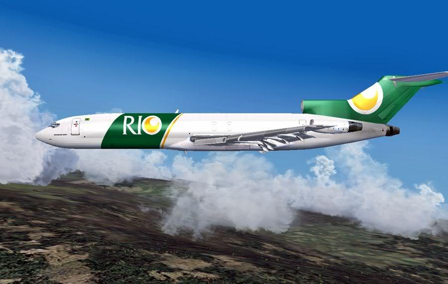 [FS2004] Foz do Iguaçu (SBFI) - Florianopolis (SBFL) 18