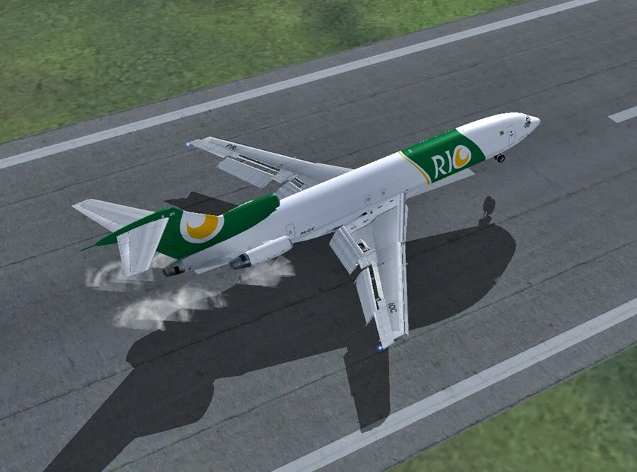 [FS2004] Foz do Iguaçu (SBFI) - Florianopolis (SBFL) 25
