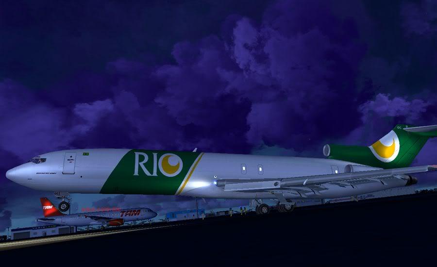 [FS2004] Foz do Iguaçu (SBFI) - Florianopolis (SBFL) 5