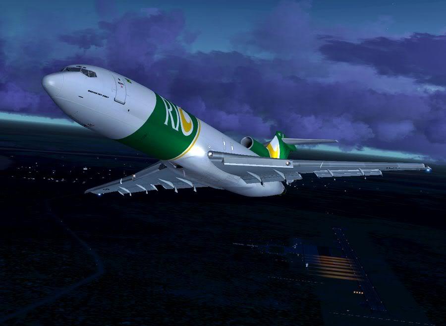 [FS2004] Foz do Iguaçu (SBFI) - Florianopolis (SBFL) 7