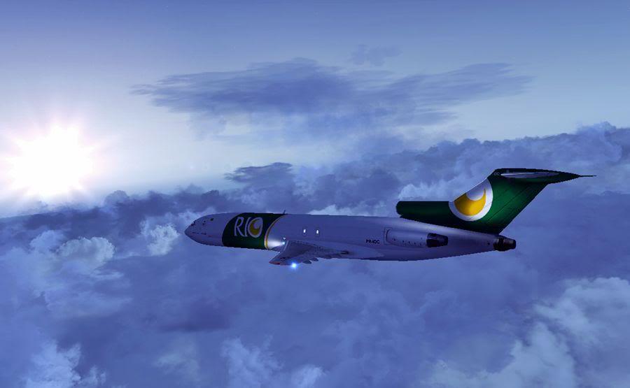 [FS2004] Foz do Iguaçu (SBFI) - Florianopolis (SBFL) 9