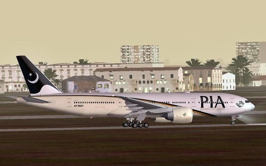 Karachi (OPKC) - Hong Kong (VHHH) 5