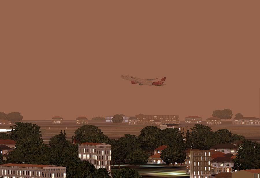 [FS2004] Lisboa (LPPT) - Amsterdam (EHAM) 8