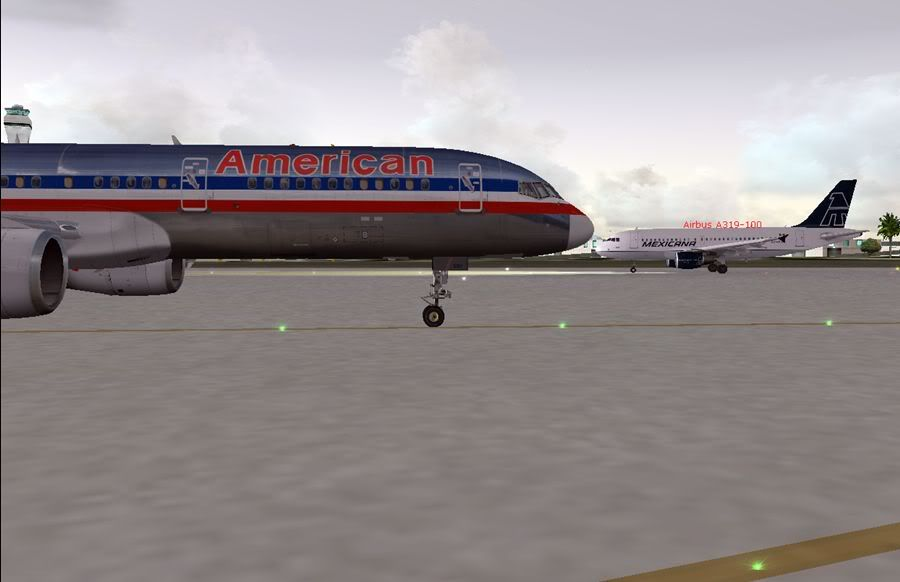 Miami (KMIA) - Kingston (MKJP) 12