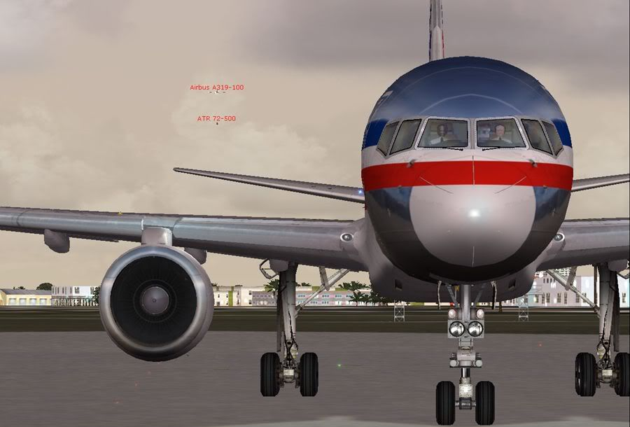 Miami (KMIA) - Kingston (MKJP) 14