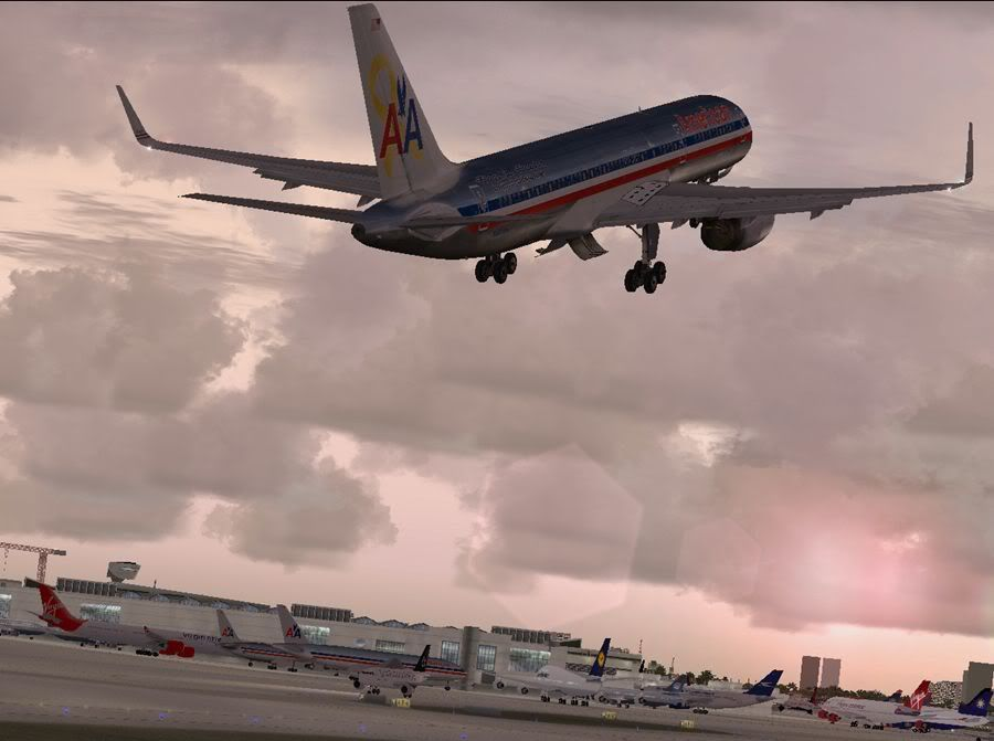 Miami (KMIA) - Kingston (MKJP) 15