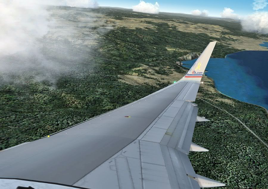 Miami (KMIA) - Kingston (MKJP) 29