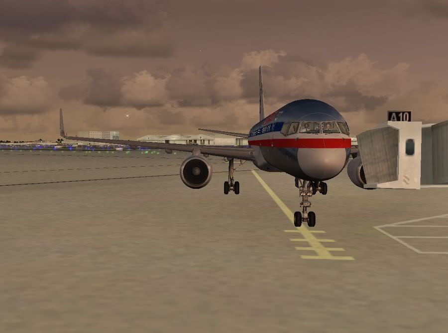 Miami (KMIA) - Kingston (MKJP) 3