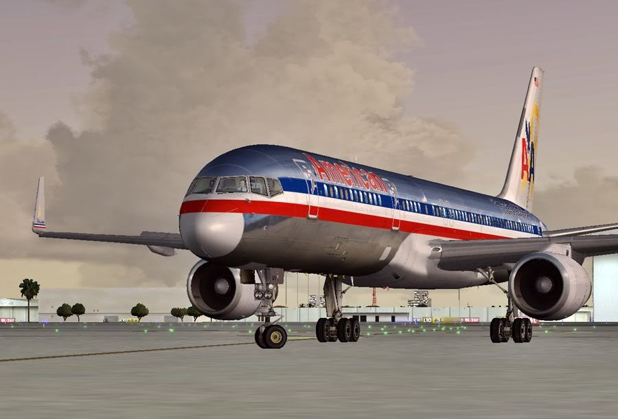 Miami (KMIA) - Kingston (MKJP) 8