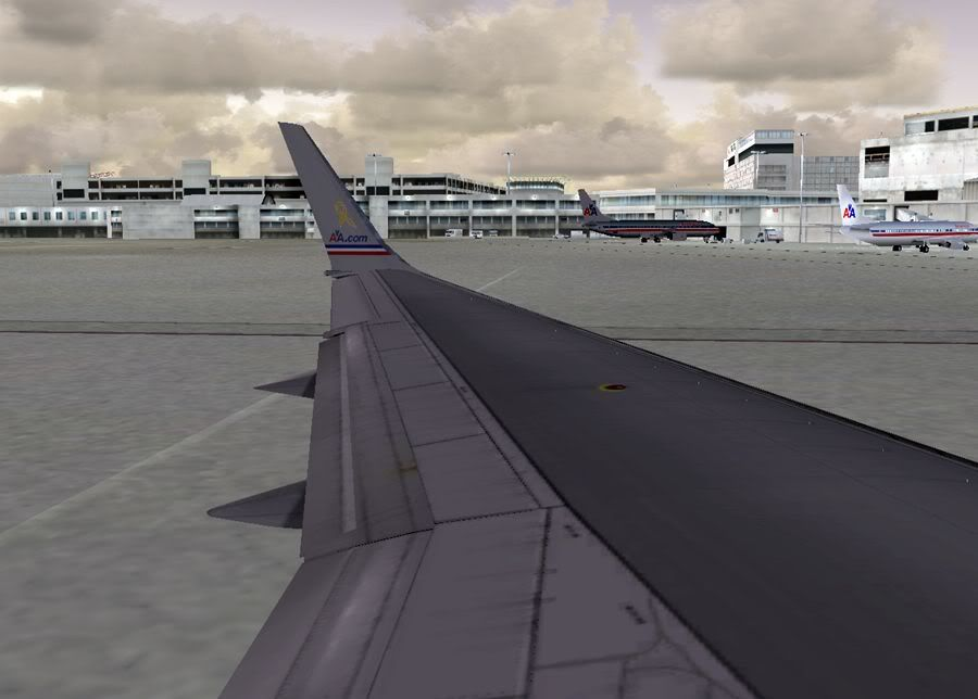 Miami (KMIA) - Kingston (MKJP) 9