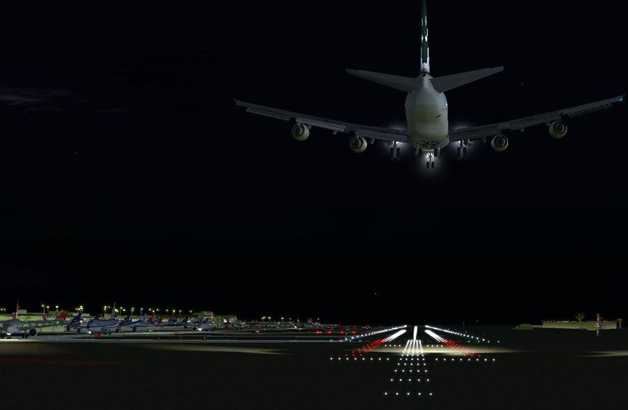 [FS2004] Pequim (ZBAA) - Tokyo (RJAA) 22