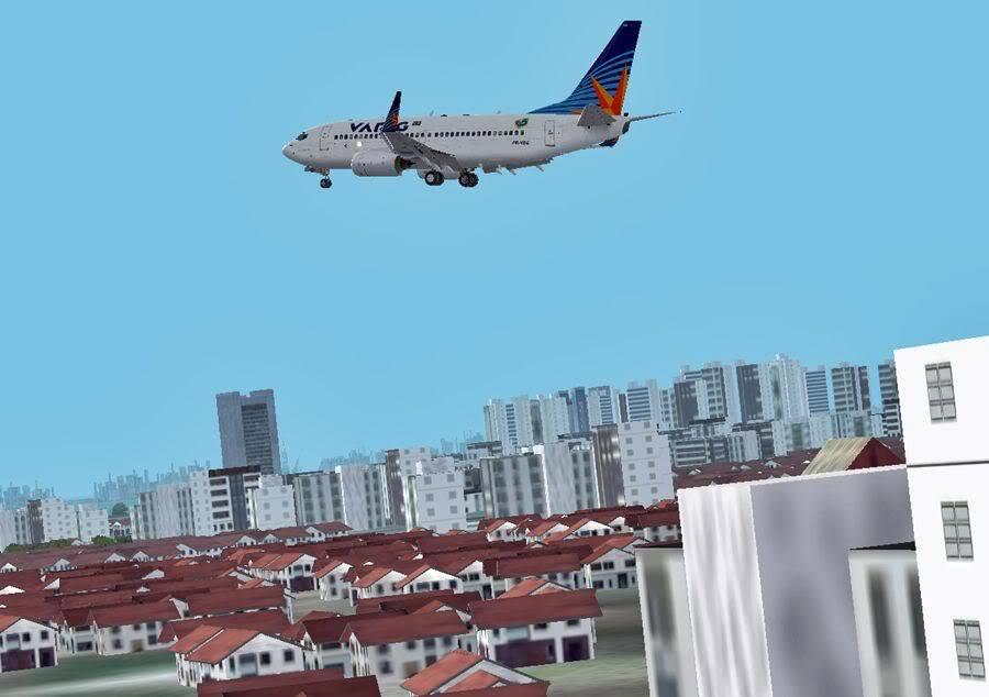 [FS2004] Rio de Janeiro (SBRJ) - Vitória (SBVT) 17