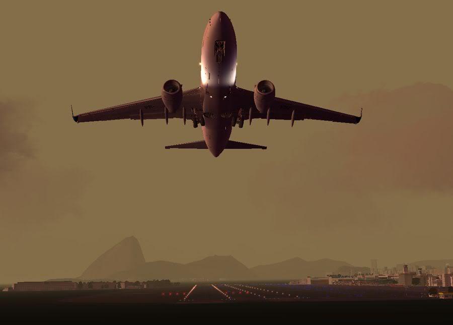 [FS2004] Rio de Janeiro (SBRJ) - Vitória (SBVT) 6