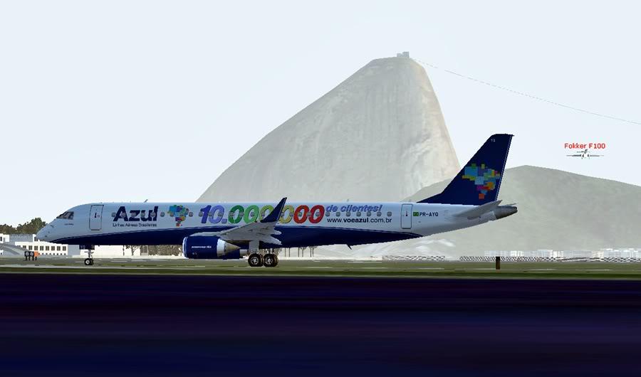 Rio de Janeiro (SBRJ) - Vitória (SBVT) 14