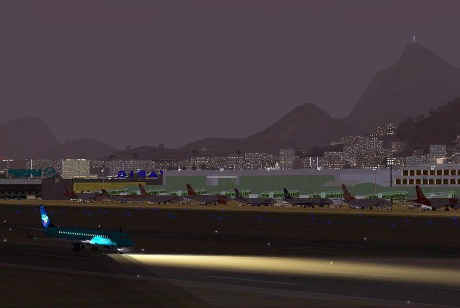 Campinas (SBKP) - Rio de Janeiro (SBRJ) 41