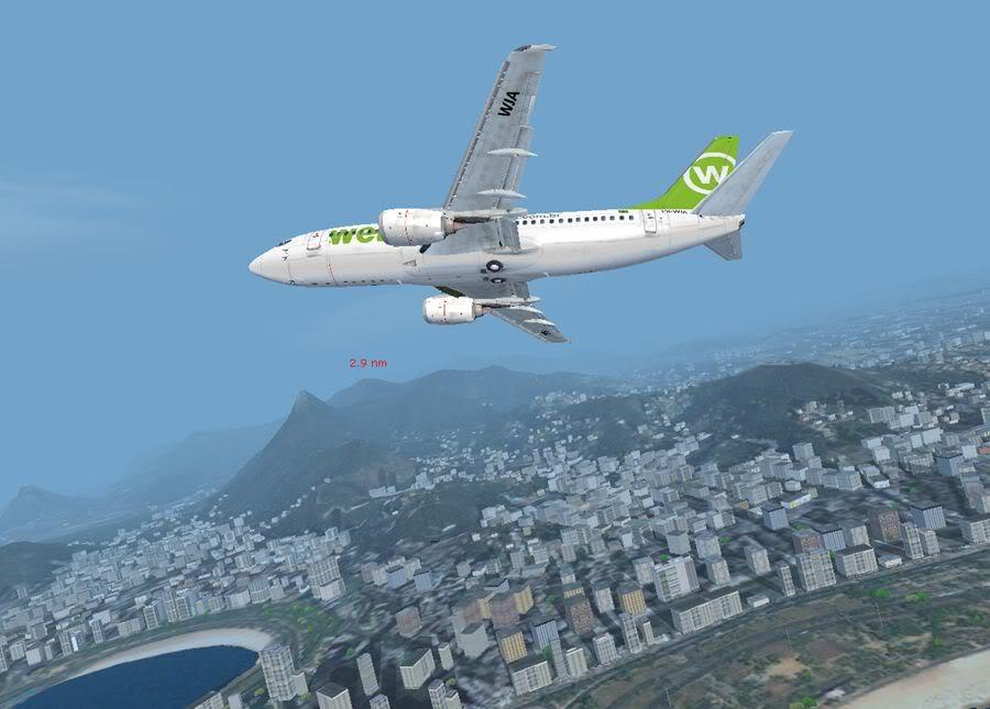 [FS2004] Rio de Janeiro (SBRJ) - Goiania (SBGO) 10