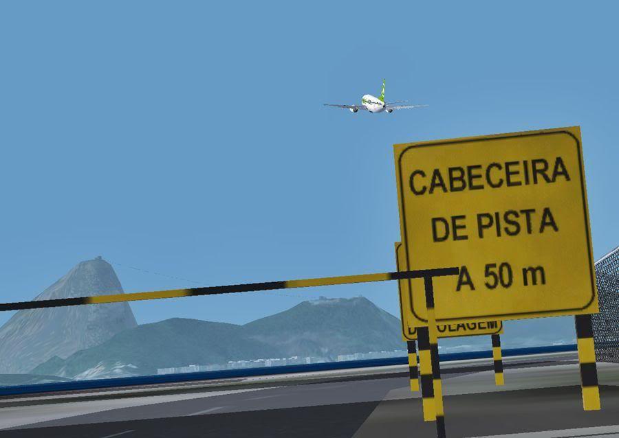[FS2004] Rio de Janeiro (SBRJ) - Goiania (SBGO) 8