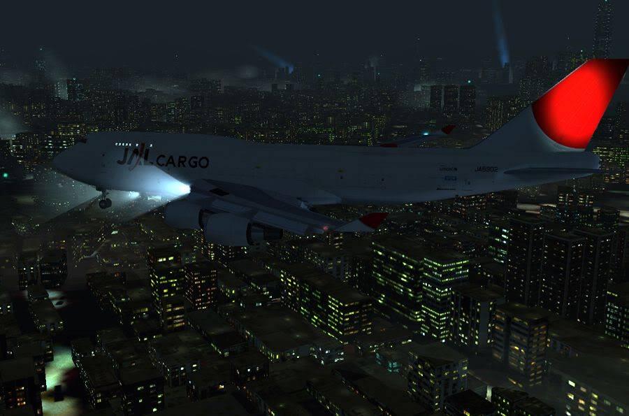 [FS2004] Tokyo (RJAA) - Hong Kong (VHHH) [PARTE 2] 31