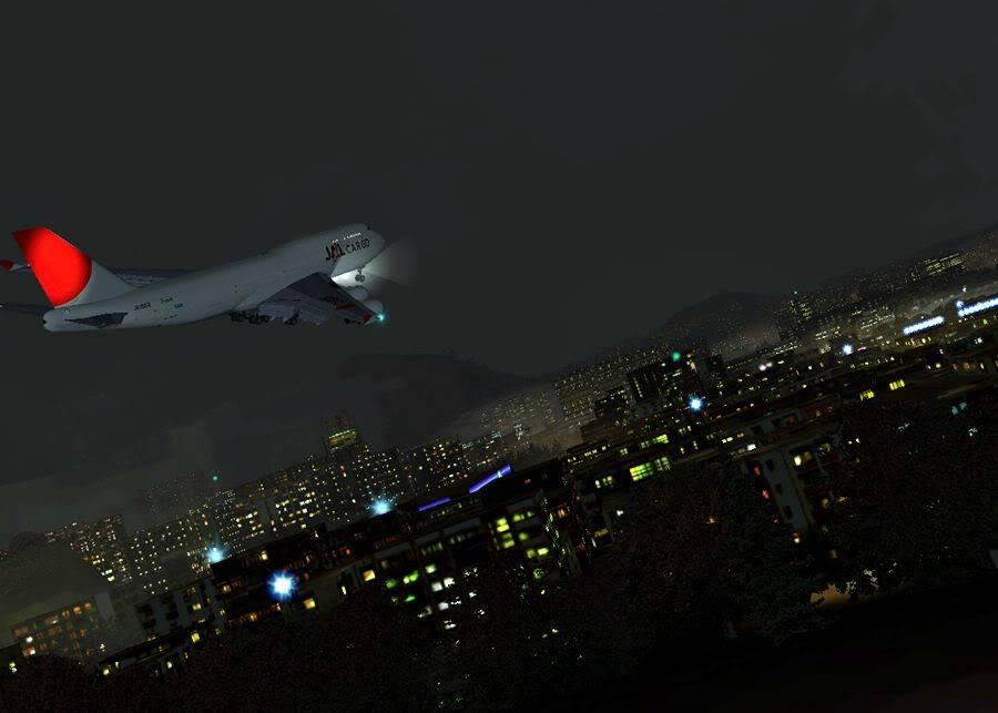 [FS2004] Tokyo (RJAA) - Hong Kong (VHHH) [PARTE 2] 34