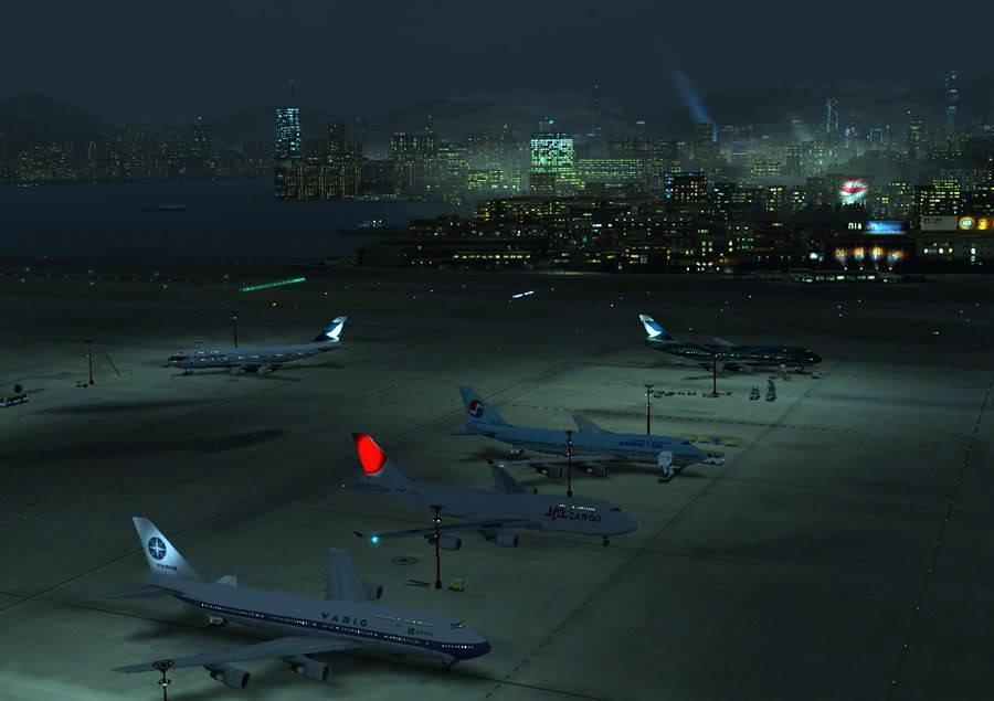 [FS2004] Tokyo (RJAA) - Hong Kong (VHHH) [PARTE 2] 43
