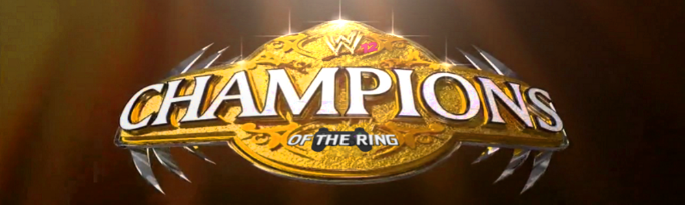 WWE '12 Champions of the Ring