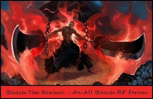 Bleach the Revival Advertisementbleachtherevival
