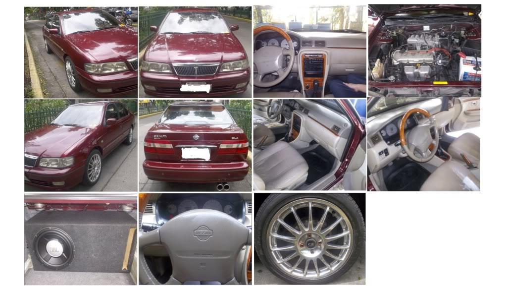 For Sale : Nissan Exalta SLA 2001 Model Carforsale