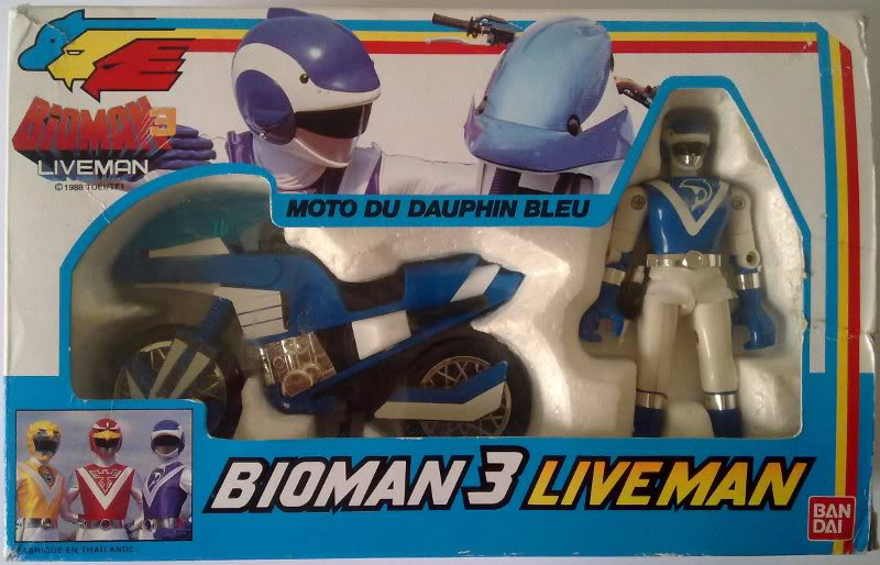 "Liveman (""Bioman 3"" en France) Motobleue01bis"