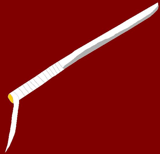Shirubafokkusu WIP Katana