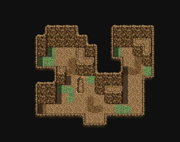 [Mapeo/VXACE]Lo básico de una caverna 2-7
