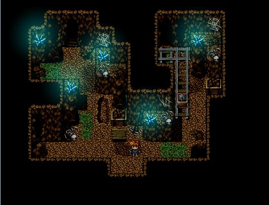 [Mapeo/VXACE]Lo básico de una caverna 5-5
