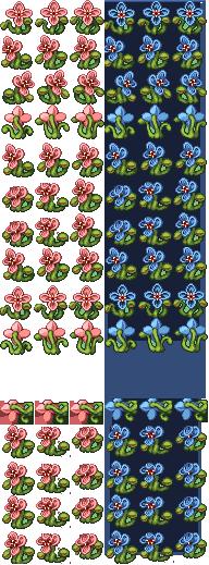 monstruos - [VX/ACE]Charas de monstruos PLANT