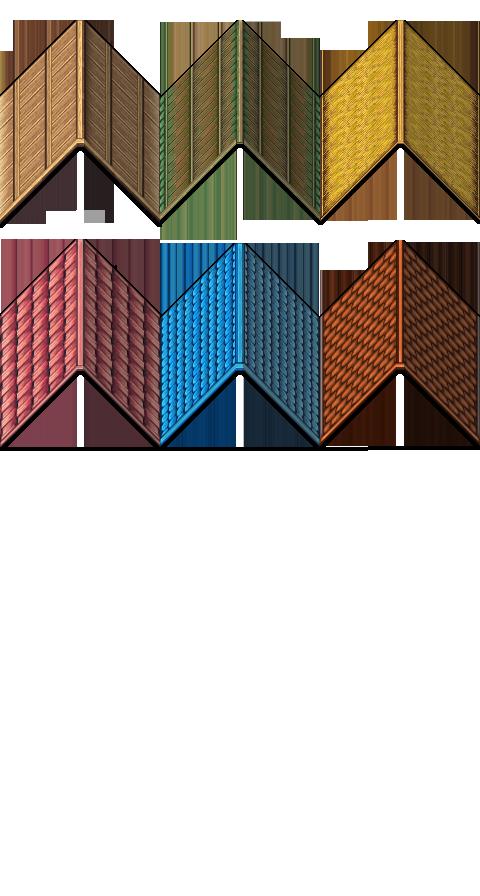 [VX/ACE]Más tiles randoms Roofs