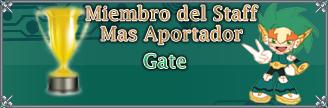 Alfombra Roja de Game Factory 2011 Gate