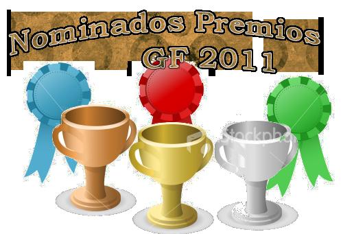 Alfombra Roja de Game Factory 2011 Titulo