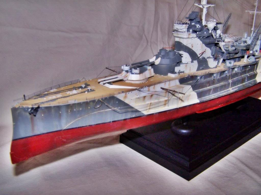 HMS WARSPITE 1/350 ACADEMY 100_1749