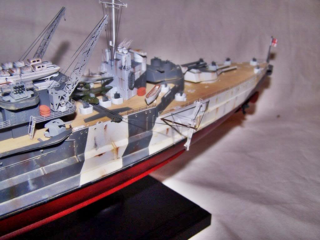HMS WARSPITE 1/350 ACADEMY 100_1750