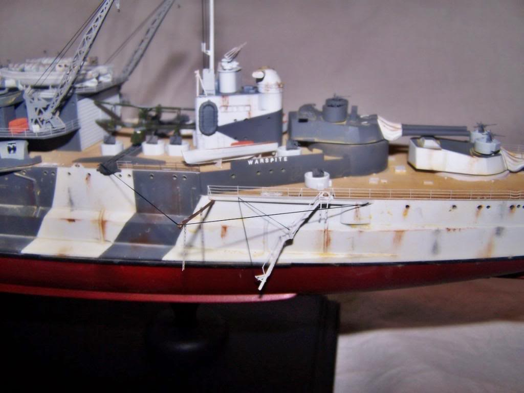 HMS WARSPITE 1/350 ACADEMY 100_1751