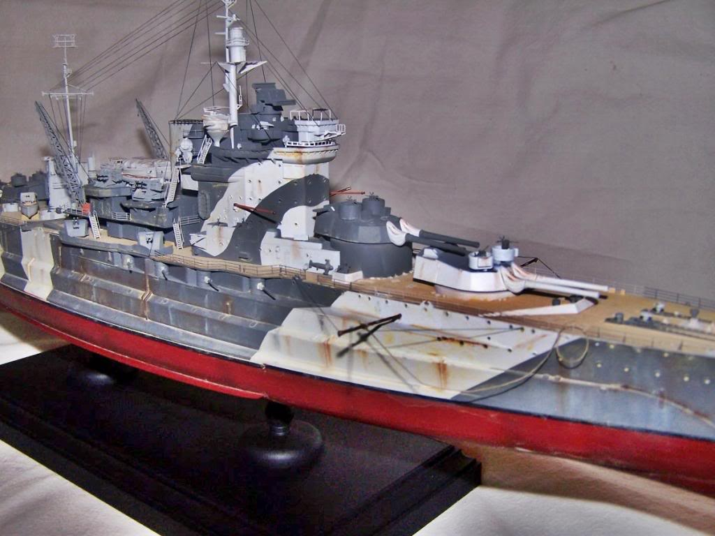 HMS WARSPITE 1/350 ACADEMY 100_1758